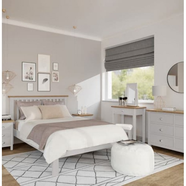 Radley Truffle Double Bed