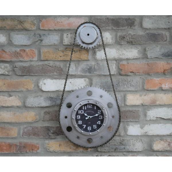 Bike Chain Clock